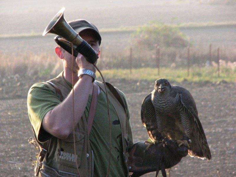 Důstojné zakončen� lovu