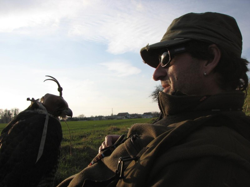 Soustředění před lovem