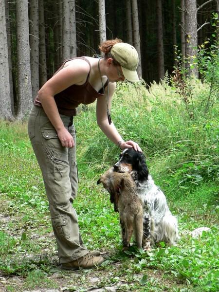 Feli s liškou
